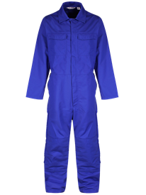 Picture of Alsi Coverall with Knee Pockets