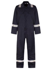 Picture of Alsi Coverall with Reflective Tape