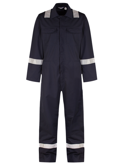 Work Coveralls Reflective Tape Coveralls Alsico Workwear