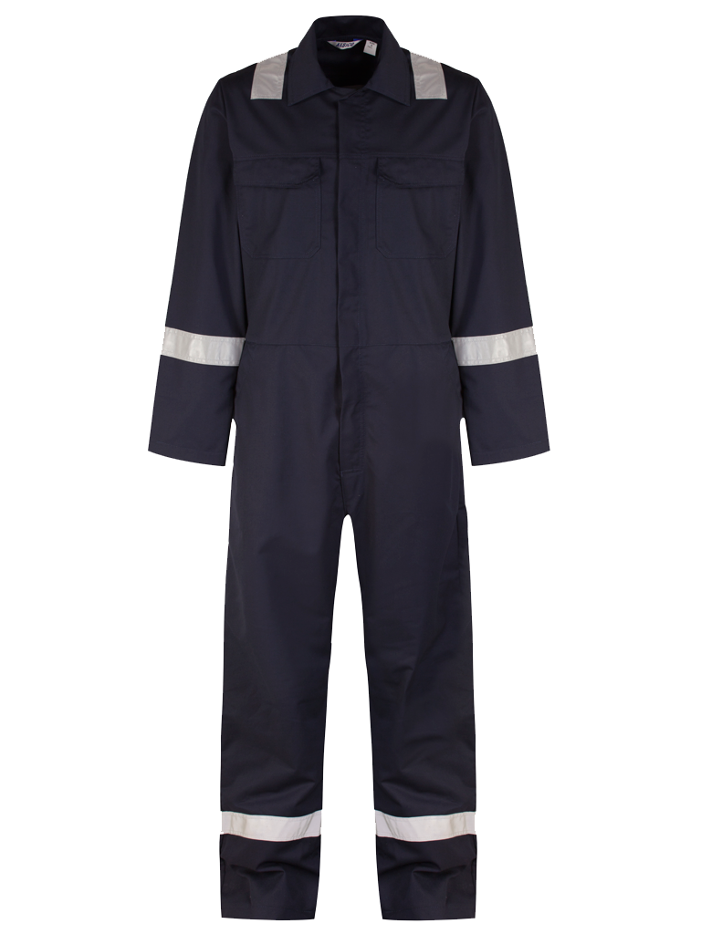Coverall Blue Shadow Front