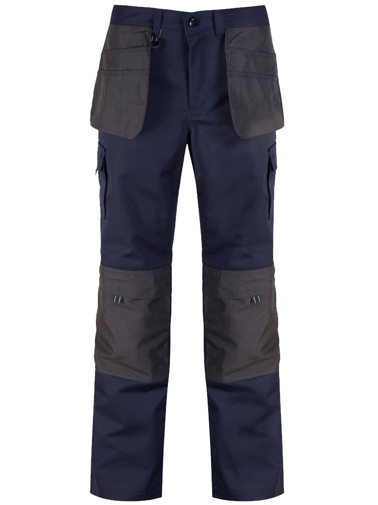 Alsi Trade Trouser Blue Shadow Navy