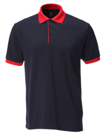 Picture of Contrast Polo