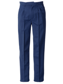 Picture of Trouser with Sewn-In Front Crease (300gsm)