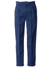 Picture of Trouser With Sewn-in Front Creases (315gsm)