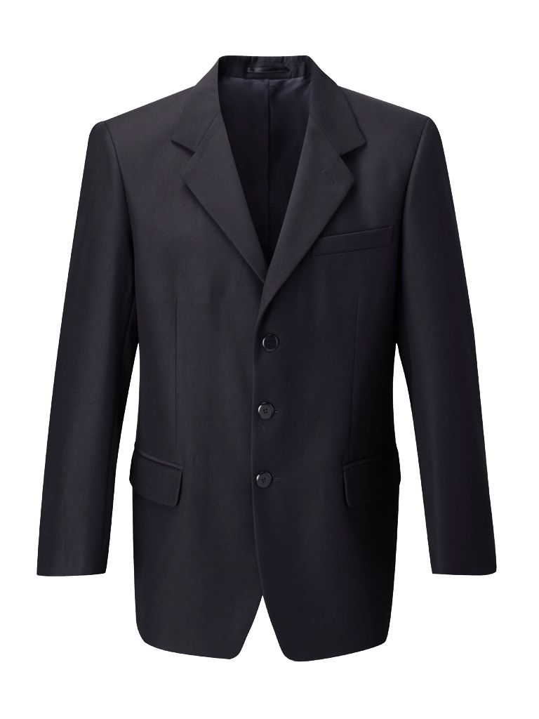 Picture of Male Easycare Jacket Navy