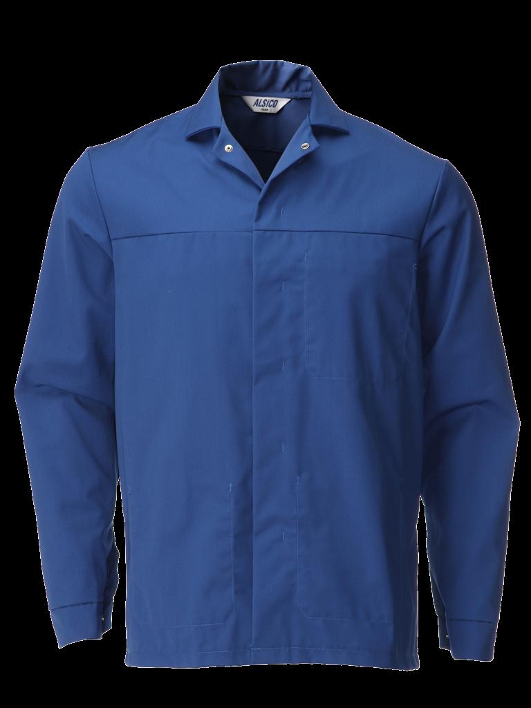 Picture of Food Trade Jacket 3 Pocket (245gsm) - Royal Blue
