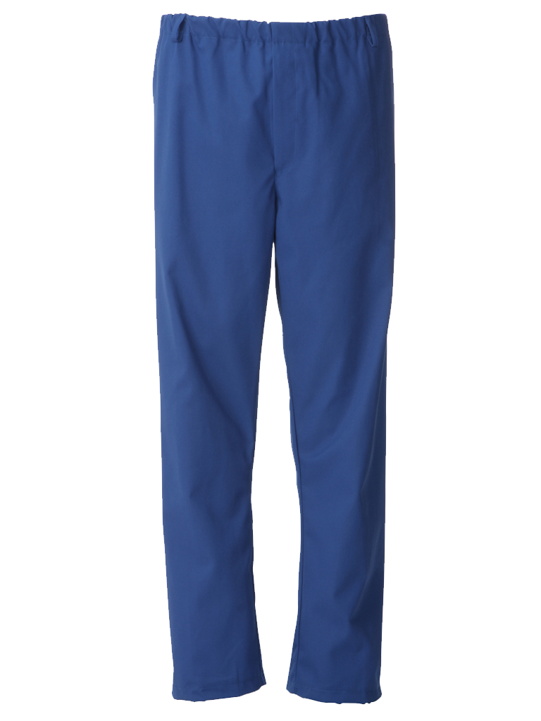 Picture of Food Trade Trouser Full Elasticated Waistband (245gsm) - Royal Blue
