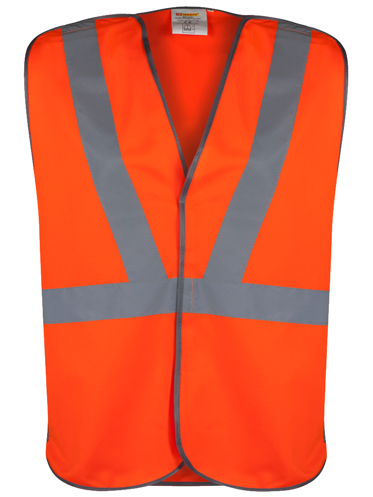 Picture of Railspec Vest - HV Orange