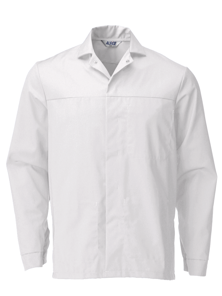 Picture of Food Trade Jacket 3 Pocket (245gsm) - Super White