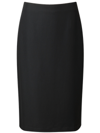 Picture of EasyCare Straight Skirt - Black