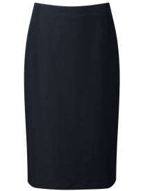 Picture of EasyCare Straight Skirt - Navy