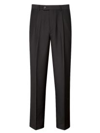 Picture of Male EasyCare Trouser - Black