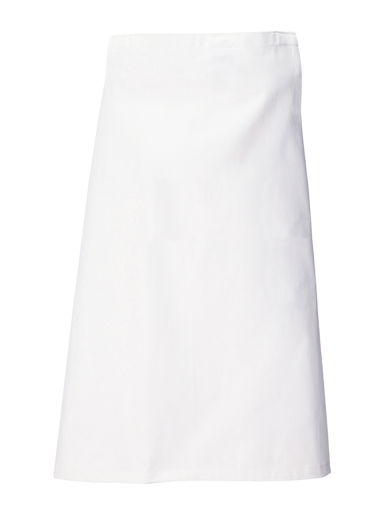 Picture of Chef's Large Waist Apron - White
