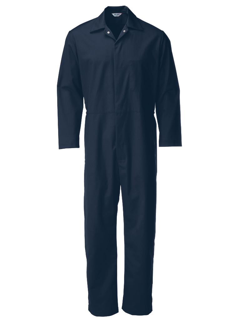 Picture of Food Trade Coverall (245gsm) - Navy