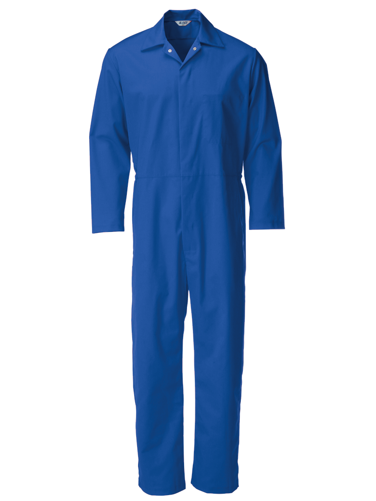 Picture of Food Trade Coverall (245gsm) - Royal Blue