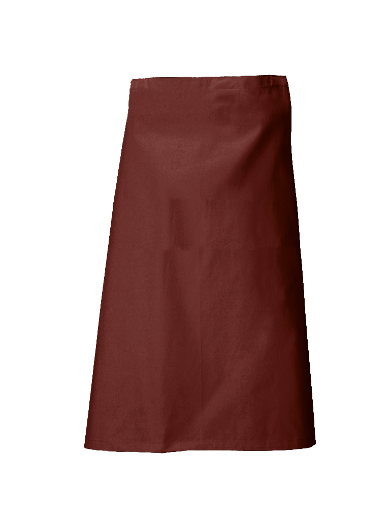 Picture of Long Waist Apron - Smokeberry