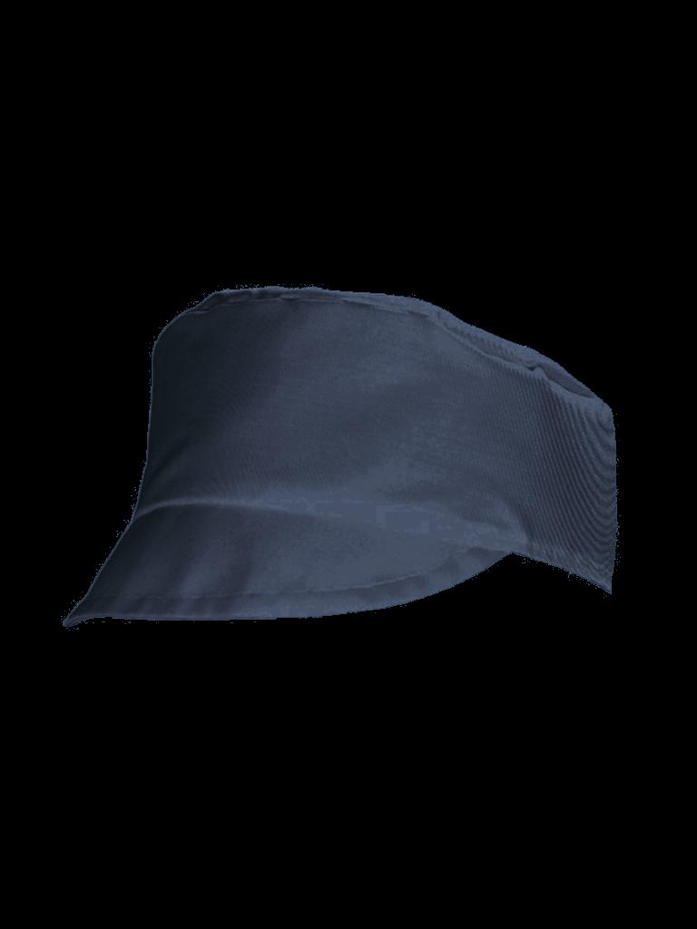 Picture of Peaked Pork Pie Hat - Navy