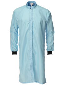 Picture of Cleanroom Coat with Knitted Cuffs