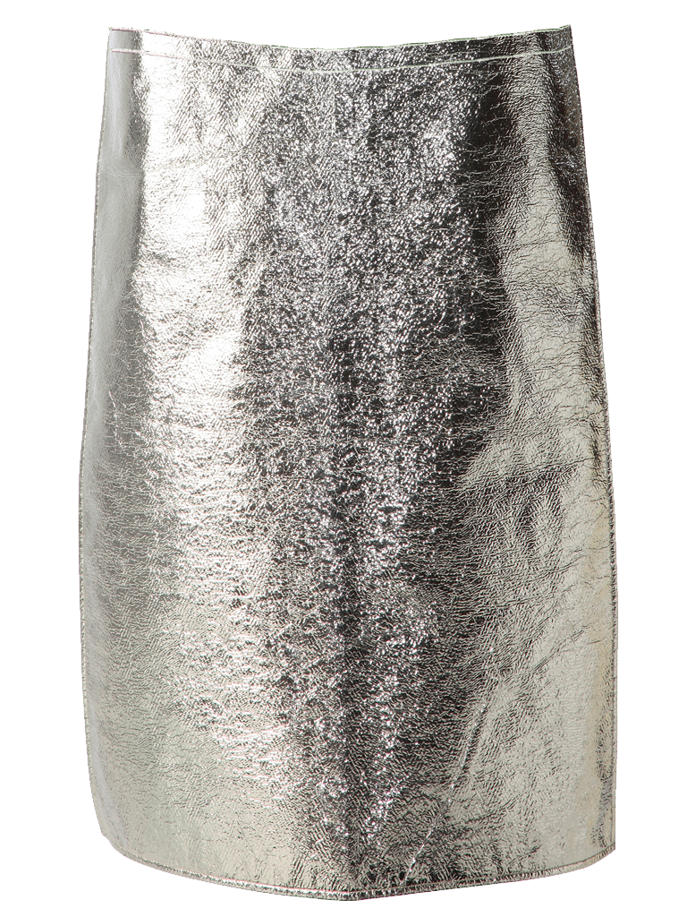 Picture of Aluminized Waist Apron - Aluminized