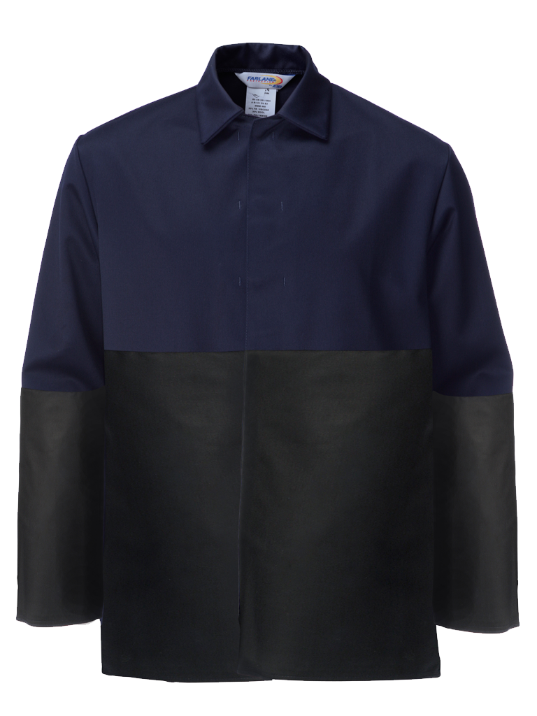Picture of Metal Splash Jacket - Navy