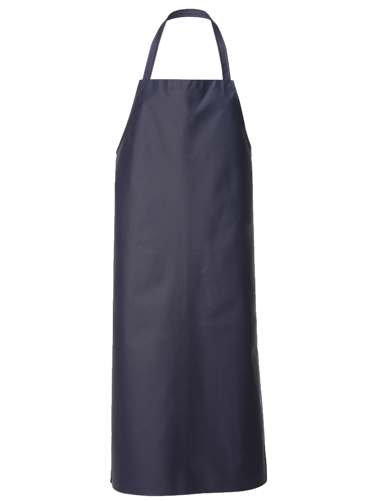 Picture of Metal Splash Apron - Navy