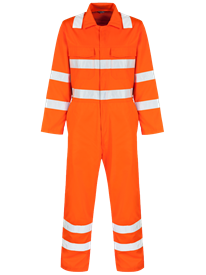 Picture of Hi-Vis Coverall (Made to Order)