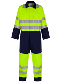 Picture of Hi-Vis Contrast Coverall
