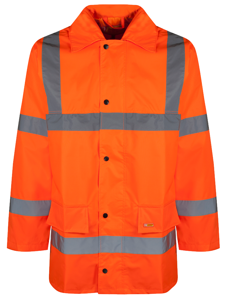 Picture of Constructor Traffic Jacket - HV Orange