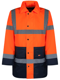 Picture of Two Tone Traffic Jacket