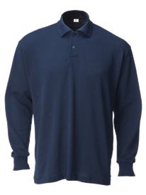 Picture of Long Sleeve Polo Shirt from Nomex® Comfort
