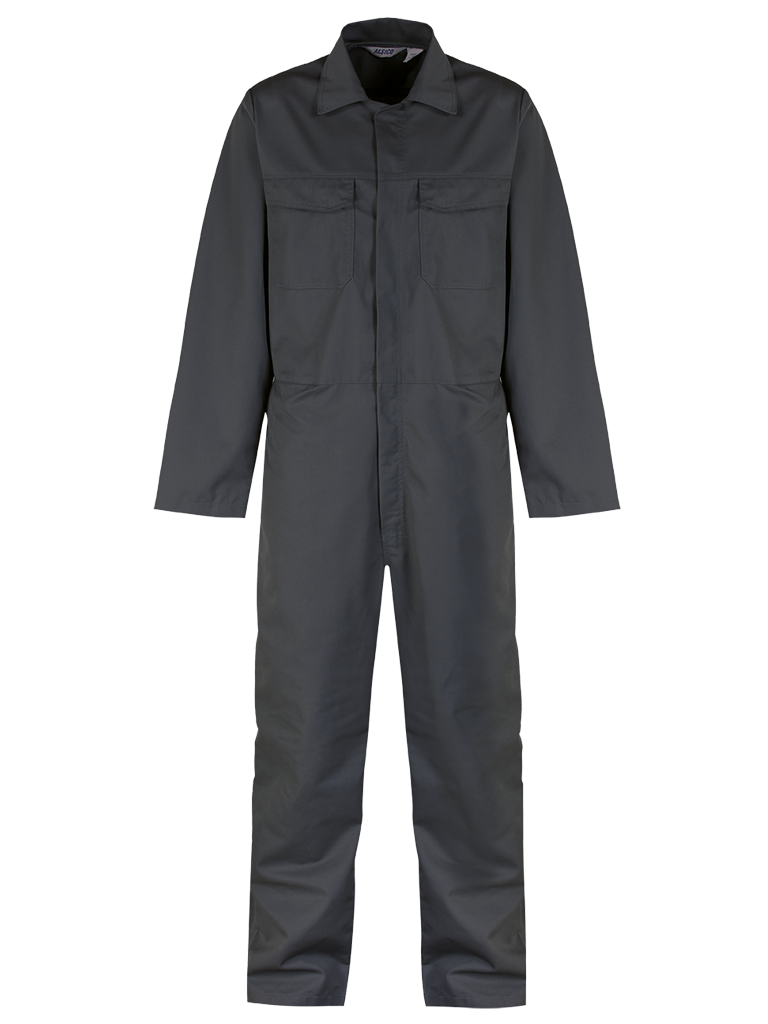 Picture of Alsi Coverall - Charcoal
