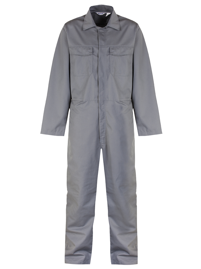 Picture of Alsi Coverall - Convoy Grey