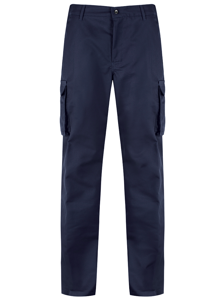 Picture of Alsi Cargo Trouser - Blue Shadow Navy