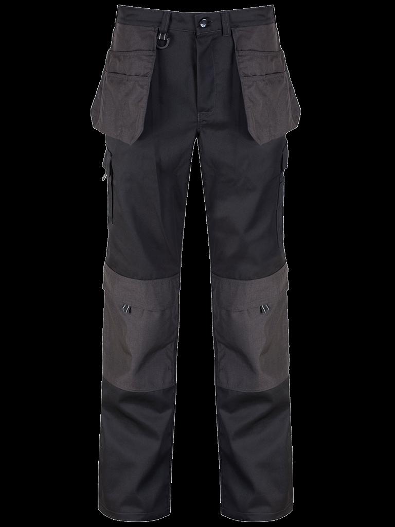 Black Trade Trouser