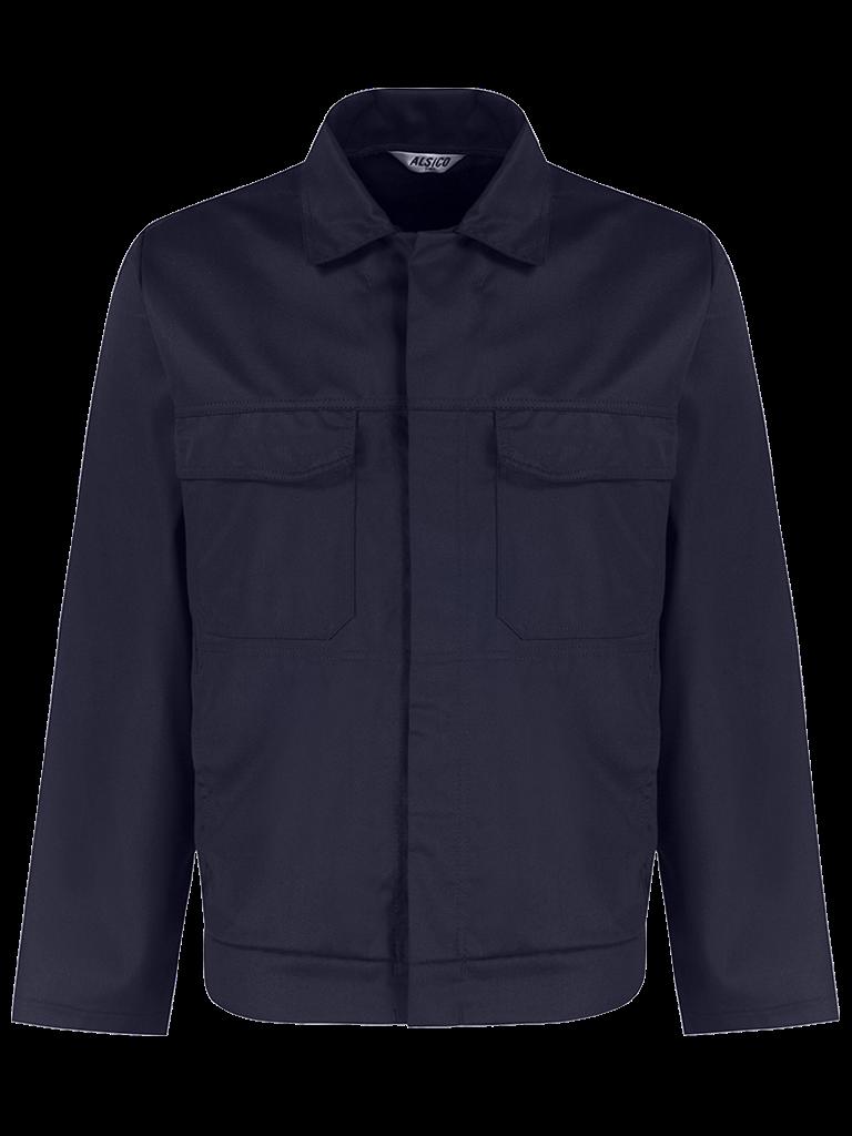 Picture of Alsi Zip Jacket - Blue Shadow
