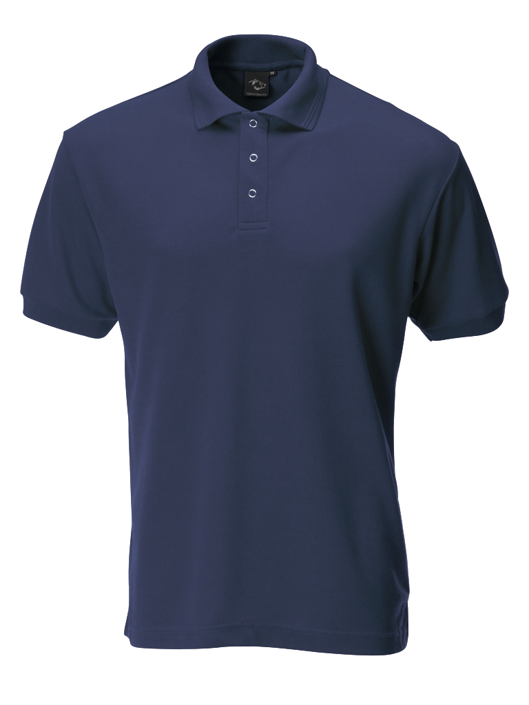 Picture of Industrially Launderable Polo - Navy