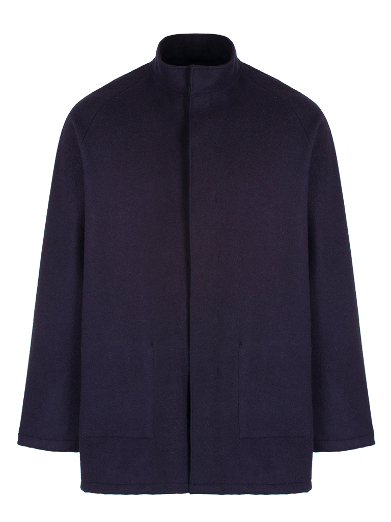 Picture of MM1 Jacket with Stand Collar - Dark Navy