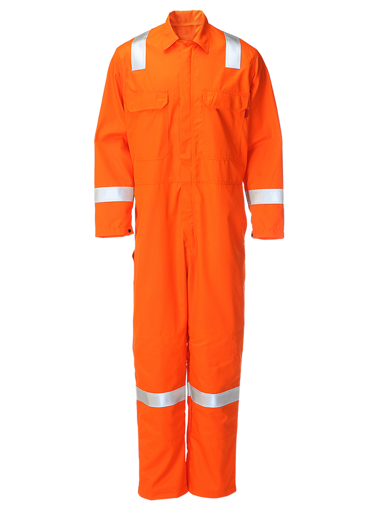 Picture of Protal® Coverall - Orange