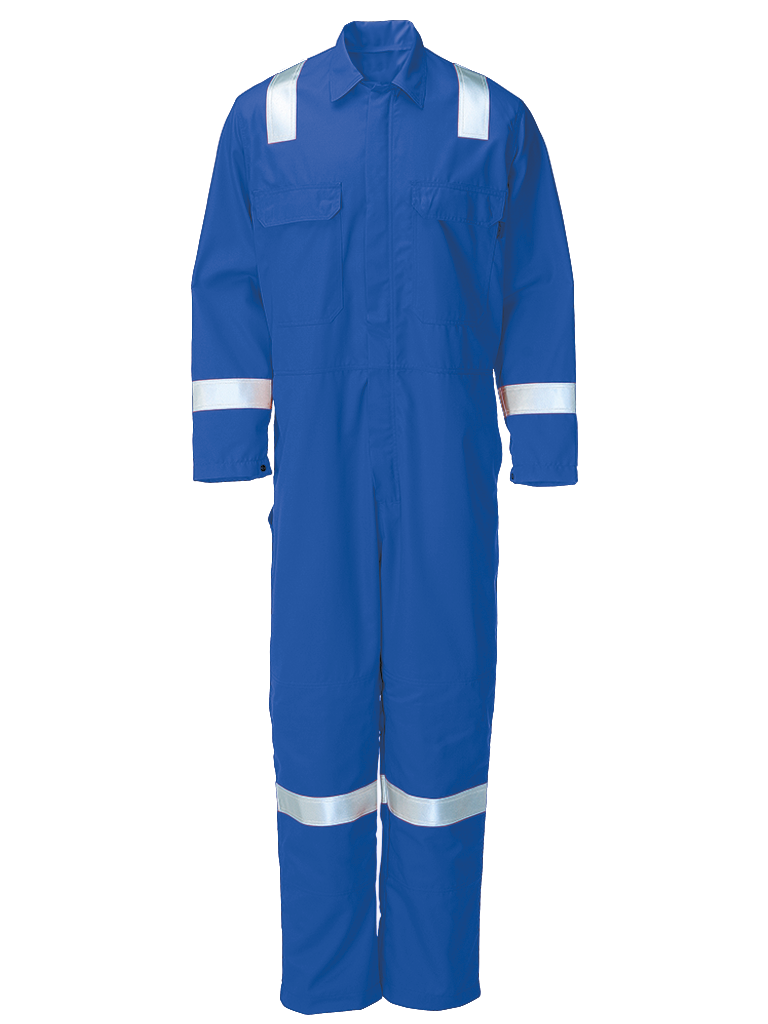 Picture of Protal® Coverall - Royal Blue