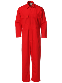 Picture of Coverall made with Flameshield FR