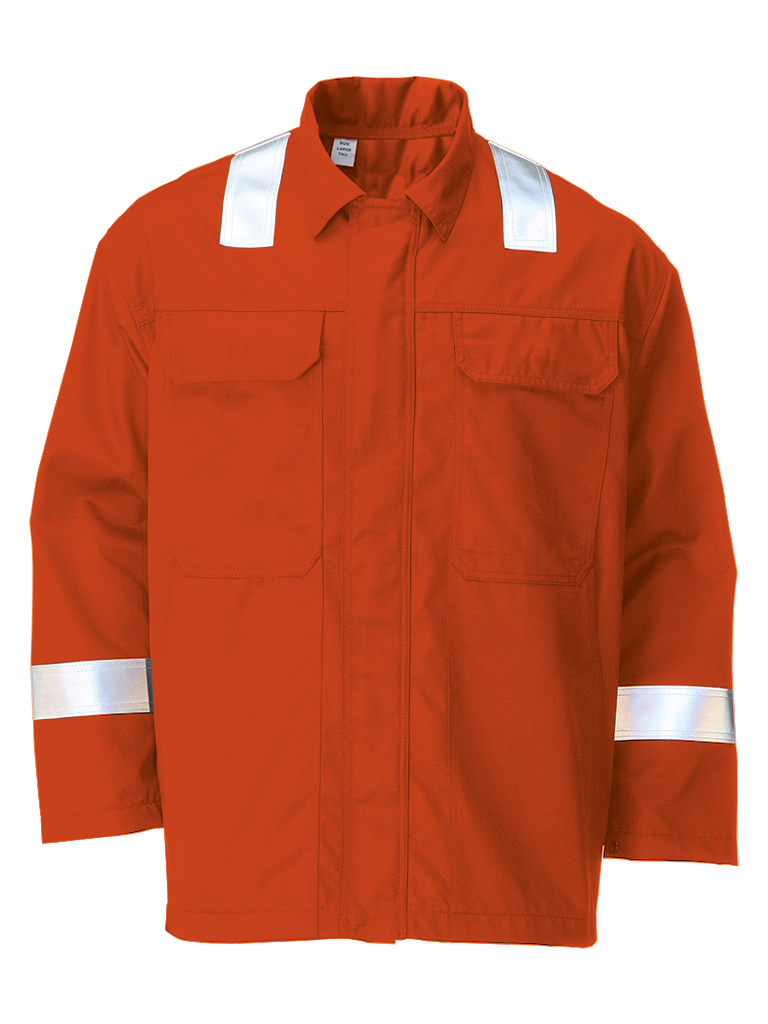 Picture of Jacket made from Nomex® Comfort Ripstop - Orange