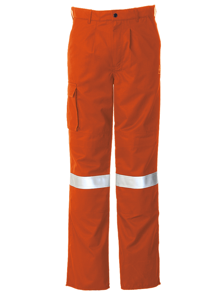 Picture of Trouser made from Nomex® Comfort - Orange