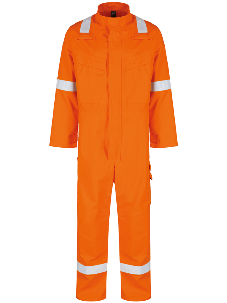 Picture of Coverall made from Nomex® Comfort Ripstop - Orange
