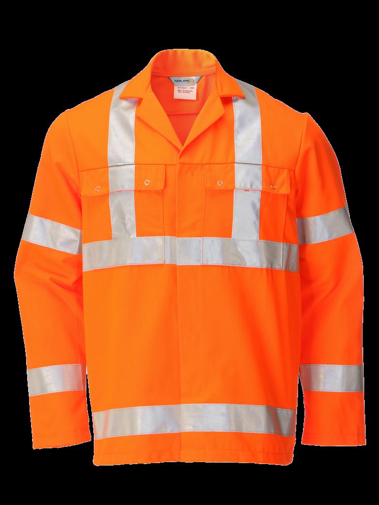 Picture of Hi-Vis FR Jacket - HV Orange
