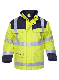Picture of Hi-Vis FR Multi-Protect Jacket