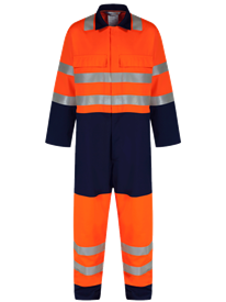 Picture of Hi-Vis FR Contrast Coverall