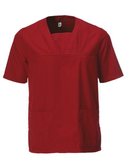 Cherokee 4724 Female V-Neck Embroidered Scrub Top