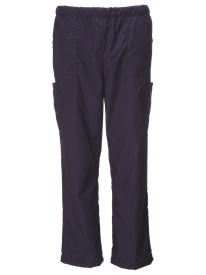 Navy Scrub Pant - Front