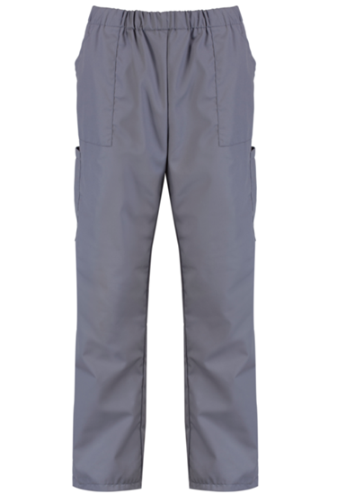 3c36528a788 Grey Unisex Scrub Trouser - Medical Uniform Pants | Alsico Workwear