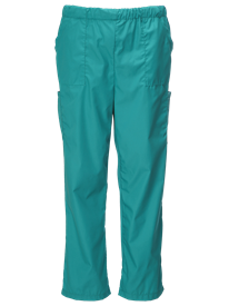 Professional Medical Trousers in Jade